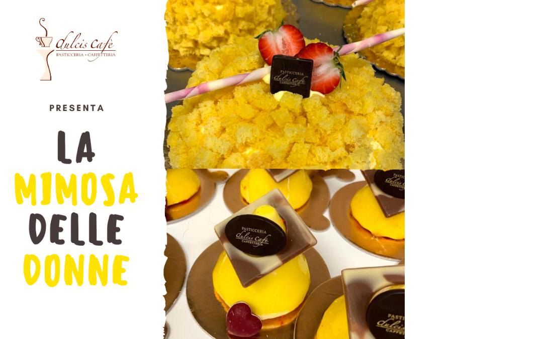Pochi e semplici ingredienti per il dolce delle donne: LA TORTA MIMOSA!