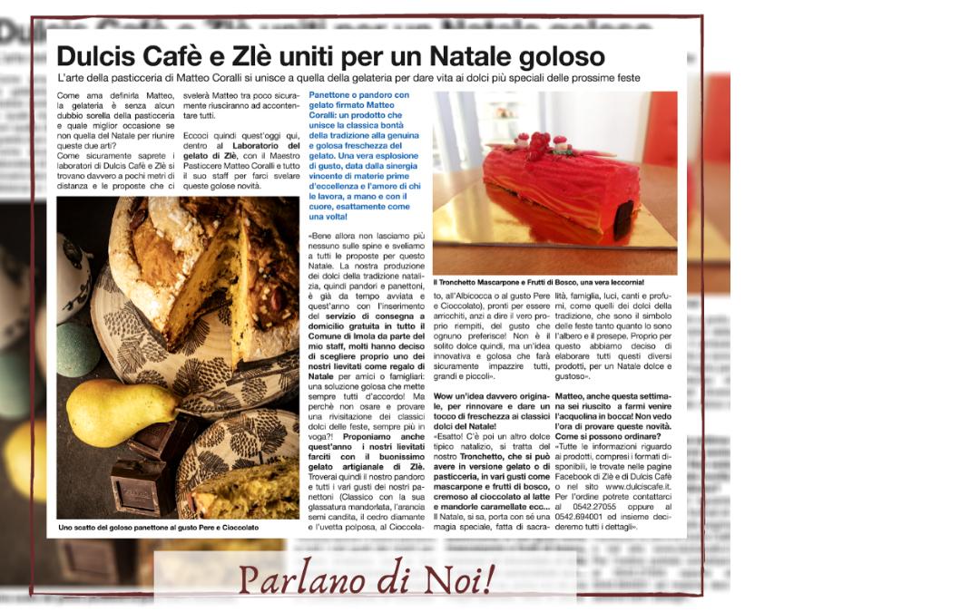 Un nostro nuovo articolo nel settimanale Sabato Sera di Imola!